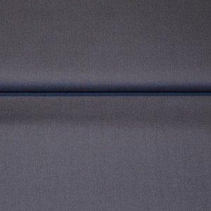 Donker blauw katoen