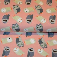 Owl-pink