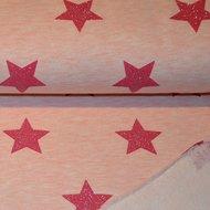Jogging-glitter-stars-Pink