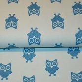 Hibou-owls-Light-blue